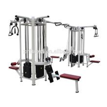 Integrierter Fitnesstrainer neun Station Multi-Fitnessgeräte