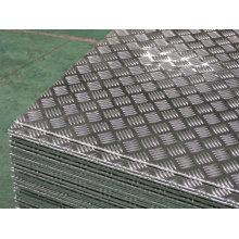 embossed aluminum sheet weight