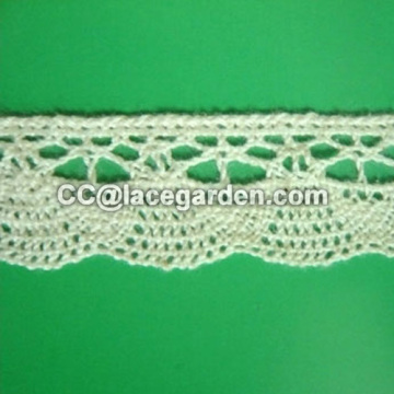 100% Cotton Crochet Lace