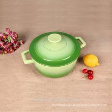 kitchen appliances enameled dinnerware small size pot