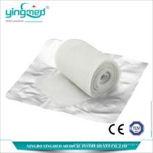 Vendaje de fibra de vidrio de cinta de fundición ortopédica