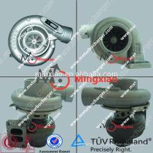 Turbocompressor PC220-6 HX35 S6D102 6735-81-8031 6735-81-8500 6735-81-8401 3539699 3539697 3539700