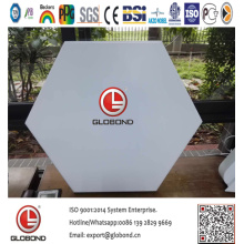 Твердая алюминиевая панель Globond (GL036)