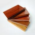 Matériel de décoration bon marché en bois massif / sol en bois franc