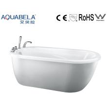 China Bathtub Manufacturer Acrylic Solid Surface Hydro SPA (JL618)