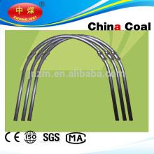 Le tunnel en acier de parenthèse d'U d'acier inoxydable soutient des tailles en acier de canal d'U