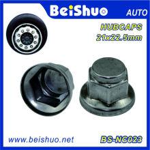 Hot Sales Stainless Steel Wheel Hub Screw Cover/Lug Nut Cover