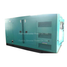 240kw 300kVA Silent Type Prime Power Diesel Generator 3phase with Perkins