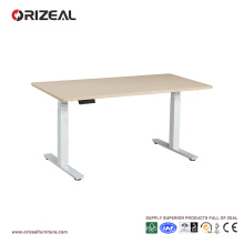 Orizeal electric standing desk, motorized desk, e lift desk (OZ-ODKS002)