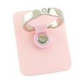 Simple fashion style ring holder for smart phone, sticky finger ring holder