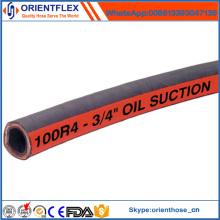 Tuyau d'huile d'aspiration de pétrole hydraulique SAE 100 R4