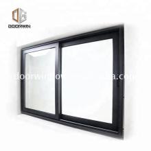 Super September Purchasing Mechanism sliding window double glass aluminium bulletproof doors and windows door