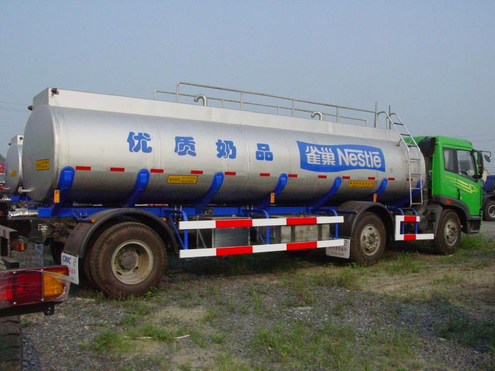4th Milk Tanker R