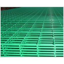 Coated PVC soldado Wire Mesh