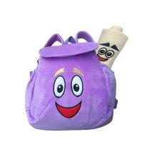 3D Cartoon Children Plush Backpack Bags Kids Baby School Bags Cute Child Schoolbag for Kindergarten Girls Gift