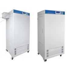 Laboratory Low Temperature Artificial Climate Incubator With Cold Rolled Steel Sheet Surface Spray