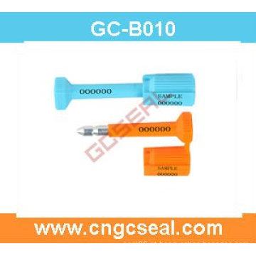 Parafuso de aço de carbono selo GC-B010