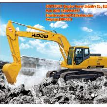 Excavador hidráulico de la correa eslabonada de 24 toneladas (HW240-8)