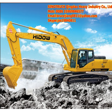 Excavatrice hydraulique de chenille de 24 tonnes (HW240-8)