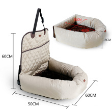 2017 Doglemi Best Selling Travel Indoor Pet Dog Car Seat Cover Bed