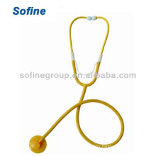 DT-512 Plastic stethoscope for one time use Disposable Stethoscope
