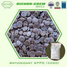 CAS 793-24-8 aditivo de goma del caucho de la aduana de la fábrica químico antioxidante de goma C18H24N2 6PPD 4020