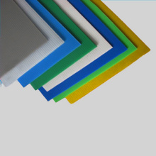 factory low price Used for Flame Retardant Insulating Slab Clear Corrugated Plastic Sheets supply to France Manufacturers