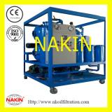 High Vacuum Transformer Oil Purification Machine