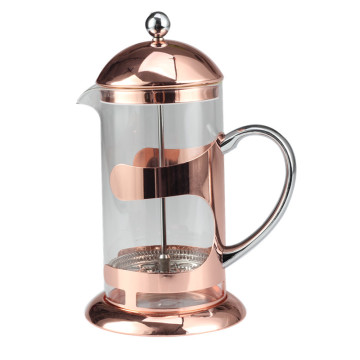 Cafeteira Classic Glass French Press