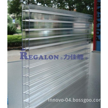 4-20mm Clear Polycarbonate Sheet (HSL-SP)