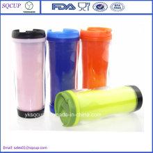 Plastic Starbucks Mug, Starbucks Gift Mug, Plastic Coffee Cups with Paper Insert