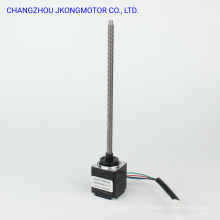 OEM Factory Sells 28mm NEMA11 1.8 Degree 2 Phase Hybrid Screw Rod Stepper Motor for Computer Embroidery Machine