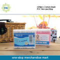 Plastic Tube Beauty Cotton Buds
