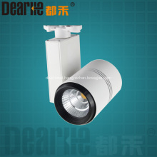 20W LED Track spotlight 1500-1600lm RA>80 big angle ceiling track light