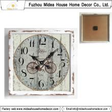 Reloj colgante decorativo clásico de excelente calidad