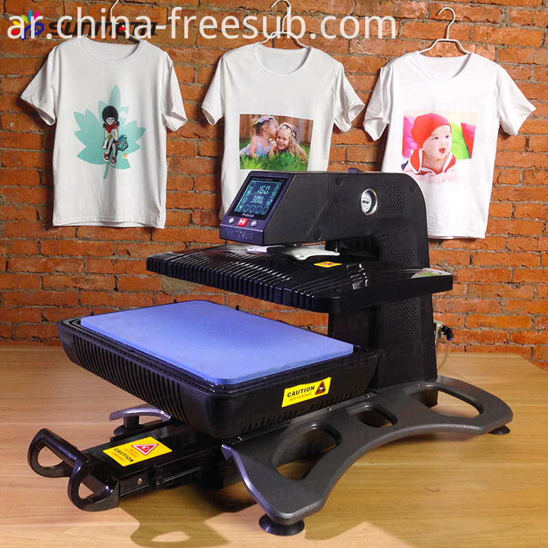 FREESUB Sublimation Personalize Phone Case Printing Machine