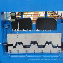 Machine de formage de carreaux de plancher en acier galvanisé