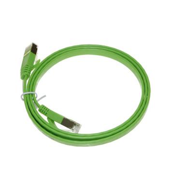 Wholesale high performance rj45 cat7 flat patch cable