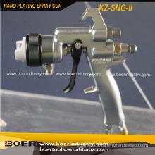 Pistola de pulverização Nano Plating Spray Double Gun