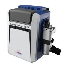 Machine de nettoyage laser portable