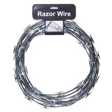 Professional factory selling for Iron Wires Galvanized Concertina Razor Wire supply to Canada Supplier