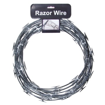 PriceList for for Galvanized Iron Wire Galvanized Concertina Razor Wire export to Poland Manufacturers