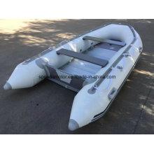 Barco inflável popular bote de borracha