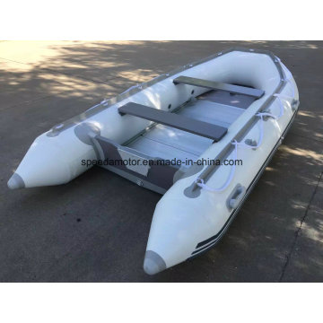 Barco inflable del popular bote de goma