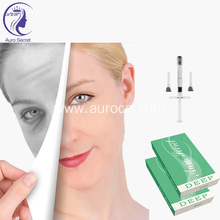 anti wrinkle injections skin rejuvenating higher concentration acide hyaluronique seringue