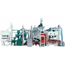 50-60 Tons Per Day Rice Milling Production Line