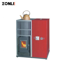 Smokeless Biomass Heating pellet stoves Wood Stoves for cooking and heat