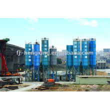 HZS200 High-speed Railway Concrete Mixing Plant machinery