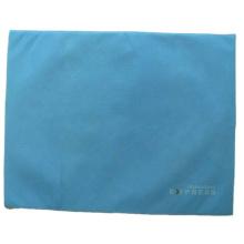 Capa de fronha descartável de tecido não tecido para avião