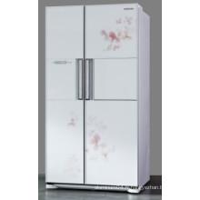 PCM, feuille d'acier couleur VCM pour réfrigérateur